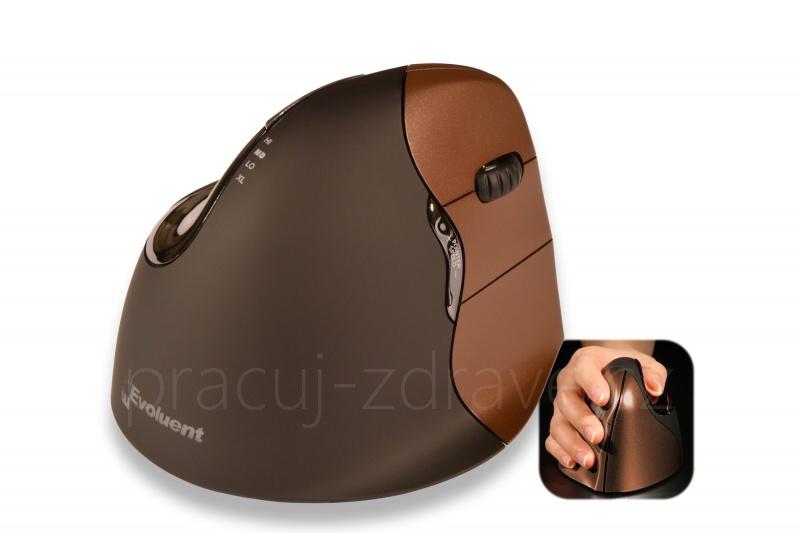 Vybíráme vertikální ergonomickou myš