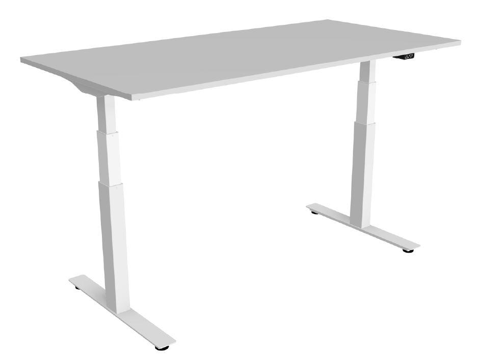 Montážní návod na sestavení stolu DeskTherapy iE5+
