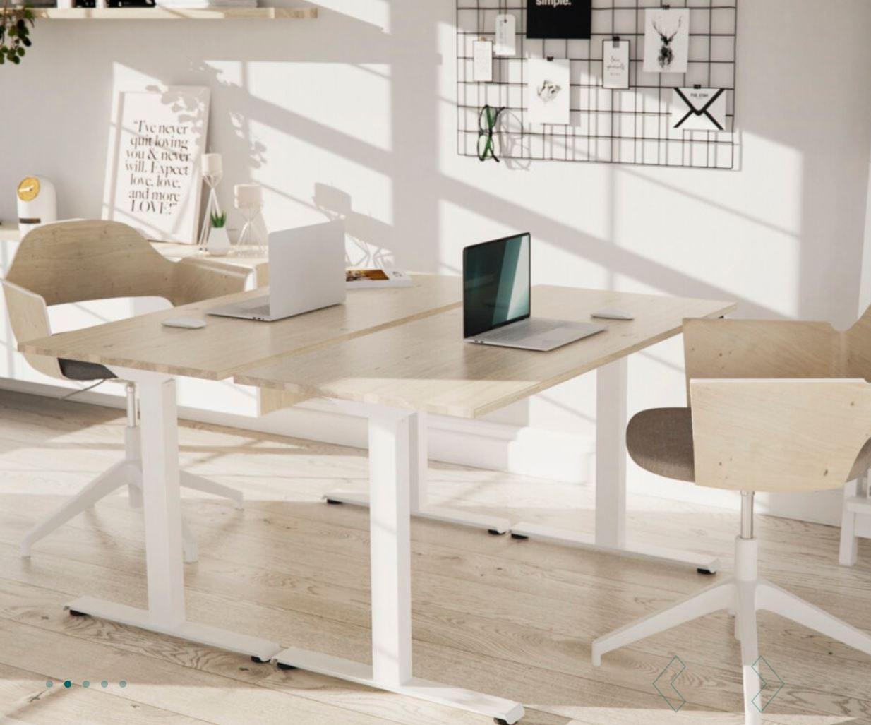 Montážní návod polohovacího stolu DeskTherapy E2+