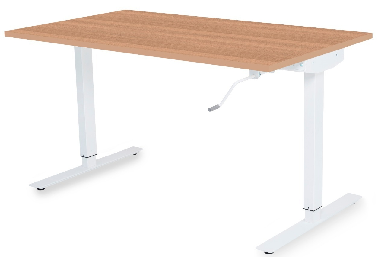 Montážní návod stolu DeskTherapy M5+